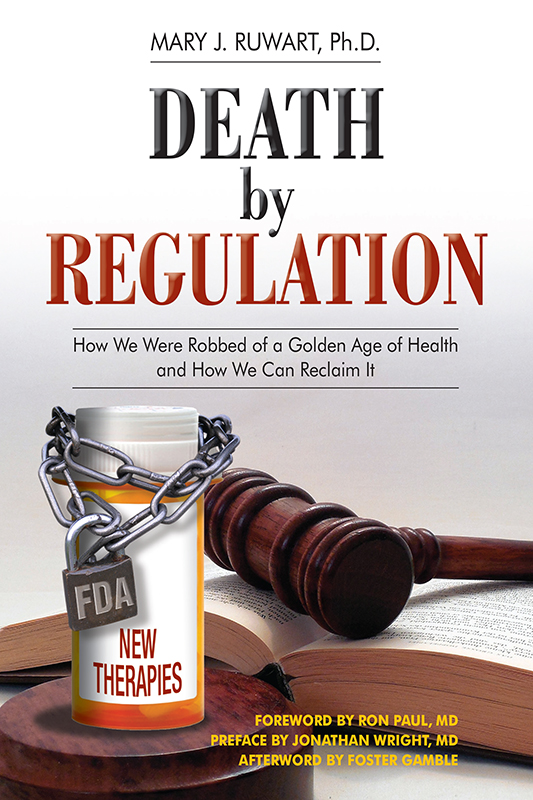 This regulation is shaving 5-10 years off your life…